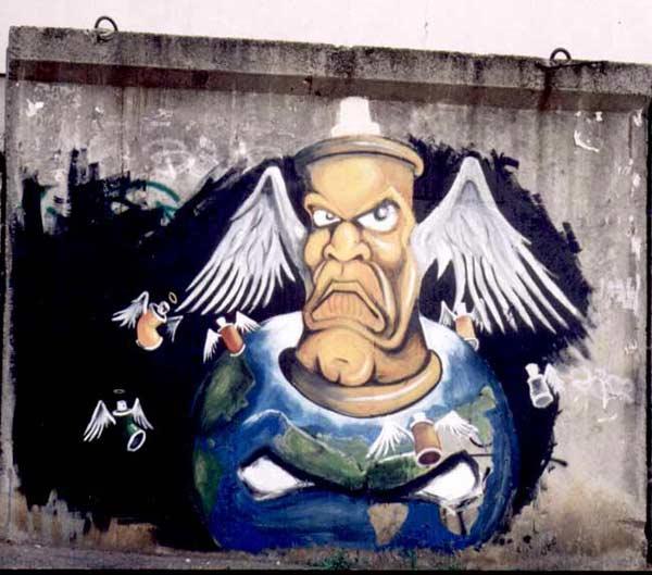 Сусанин / Видеосюжет об экспозиции граффити в Ижевске.